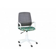 Кресло Ирис white kids стандарт черный-Т-58