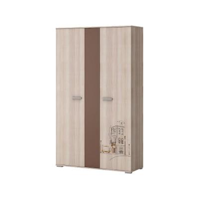 Шк 93 Шкаф 3-х дверный Лимбо-1