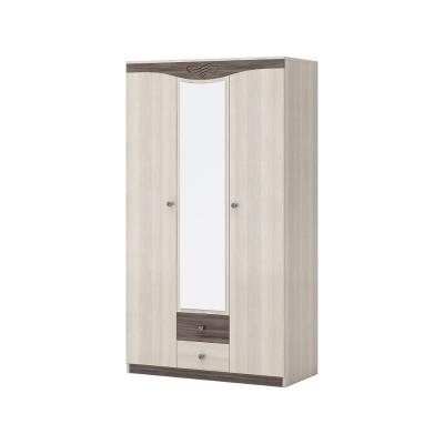 Шкаф для одежды 3-х дверный Шк97 Ванесса