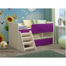 Детская комната Юниор-3 МДФ 3Д