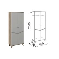 Шкаф Лимба М01