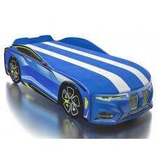 Кровать Boxter-М (Бокстер) синяя