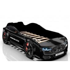 Кровать Real X5 черная