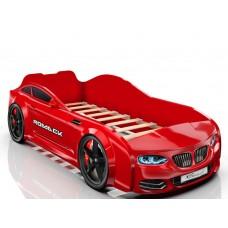 Кровать Real X5 красная