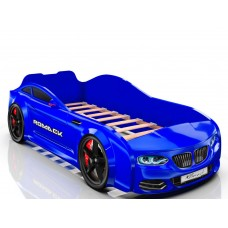 Кровать Real X5 синяя