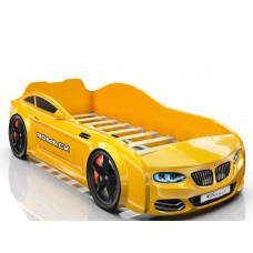 Кровать Real X5 желтая