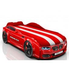 Кровать Real-М X5 красная