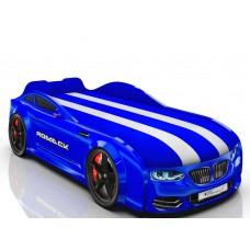Кровать Real-М X5 синяя
