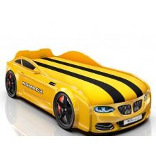 Кровать Real-М X5 желтая