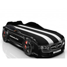 Кровать Real-М AMG черная