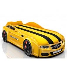Кровать Real-М AMG желтая
