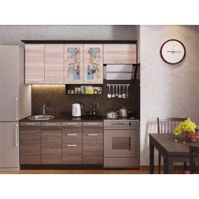 Кухонный гарнитур с мойкой Венеция 2