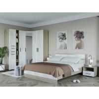 Спальня Ривьера 1 Дуб Крафт