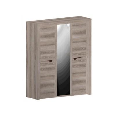 Шкаф-купе 3-х дверный Гарда