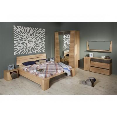 Спальня Стреза Дуб Галифакс натуральный