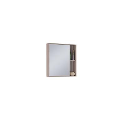 Зеркало с полками Рица 70