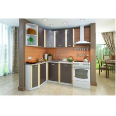 Кухонный гарнитур левый Бланка СТЛ.123.00