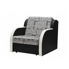 Кресло кровать Ремикс 1 (Газета 2605)