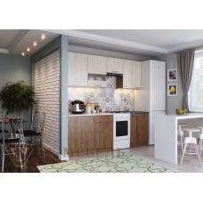 Кухонный гарнитур Магнолия 1,7 м