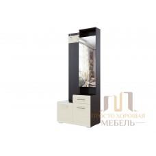 Вешалка с зеркалом 1966 0,8м