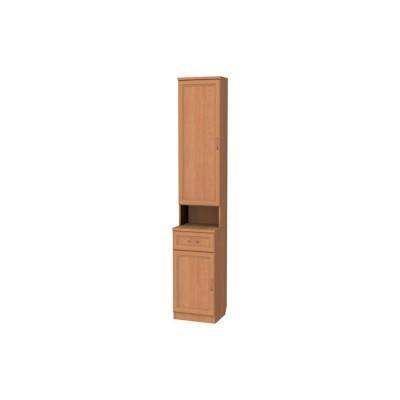 Шкаф для прихожей с полками и ящиком арт.ПР1