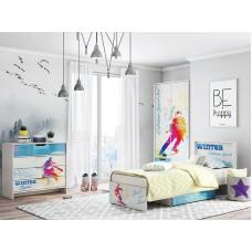 Детская комната Фристайл
