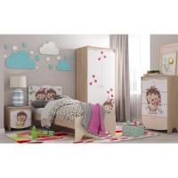 Детская комната Ёжики