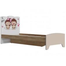 Кровать КР-31 Ёжики