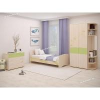 Детская комната Акварель 10