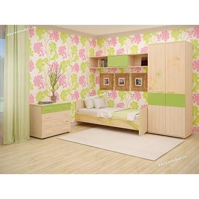 Набор мебели для детской Акварель 11