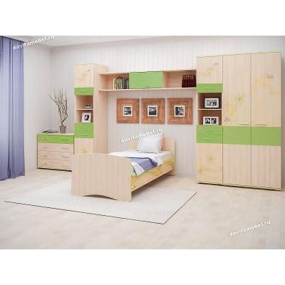Детская комната Акварель 12