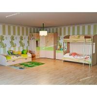 Детская Акварель 21 для троих детей