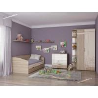 Детская комната Бриз 64 с комодом