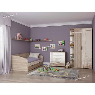 Детская комната Бриз 64