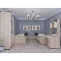 Набор мебели для детской Бриз 67 для двоих детей