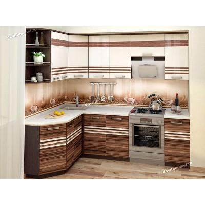 Кухонный гарнитур угловой правый Рио 17
