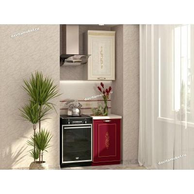 Кухонный гарнитур Виктория 1 (ширина 100 см)