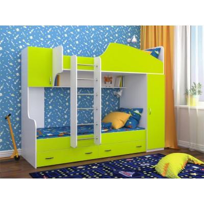 Кровать 2-х. ярусная Юниор-2
