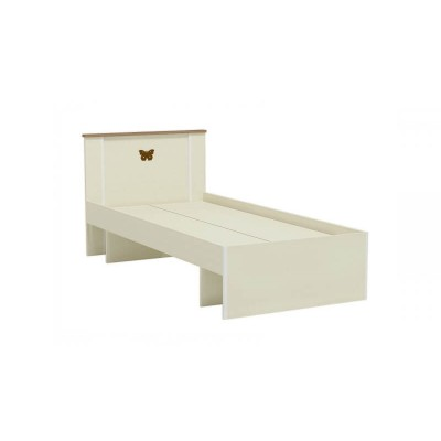 Ю12А Кровать с основанием Юниор МР